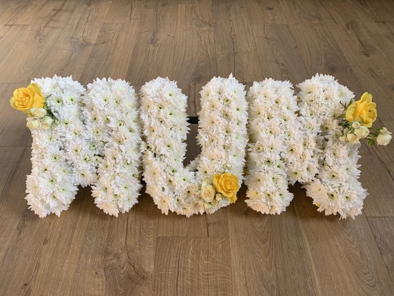 Tribute letters - london funerals